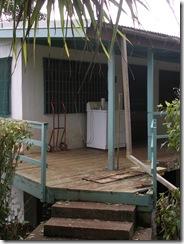 termite eaten porch