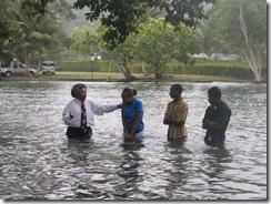 Ekoftau Baptism