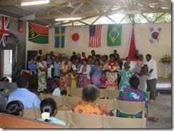 Paama choir