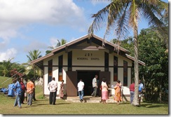 JBI Chapel