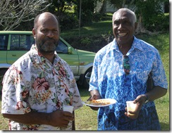Pastors at seminar
