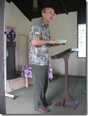 Gary speaking