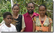 New Caledonia pastor and family