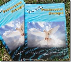 Vanuatu Pentecostal Evangel first edition