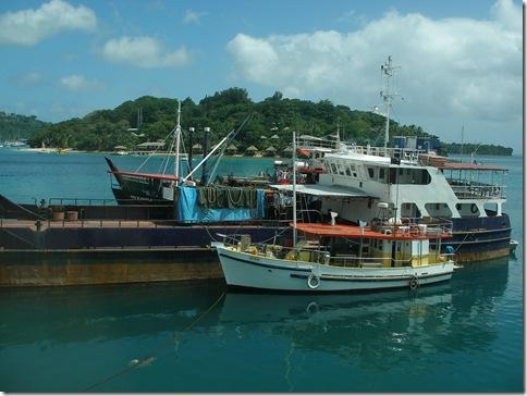 Beautiful Vila harbor!