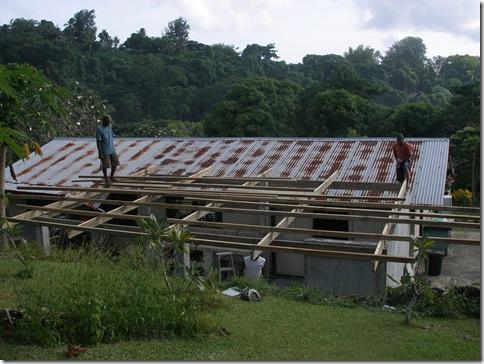 JBI Kitchen roof