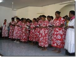 WM ladies choir
