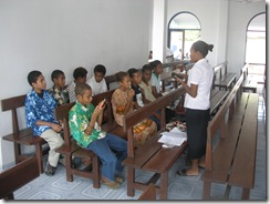 Junior class