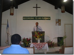 JBI Chapel March 8, 2011