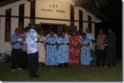 JBI student choir