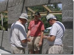 Pastor Todd, Scott and Lynn
