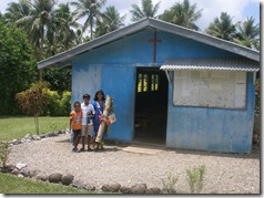 Bethany Worship Center, Saama, N. Efate