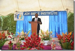 Rev. Philip Naias - JBI Teacher
