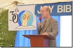 JBI Principal: Rev. J. Gary Ellison