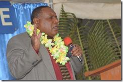 Rev. Berry Kalotiti Kalotrip - Shefa AOG Presbyter & JBI Board Member