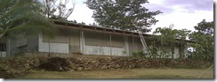 New classroom boarded up for cyclone