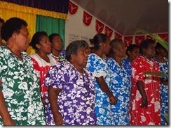Ekoftau Women's Choir