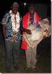 Hosea & Pastor WD Saul