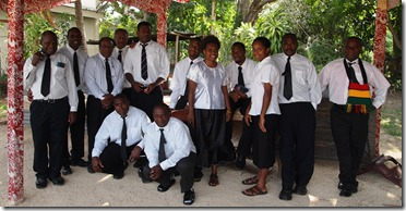 some JBI students
