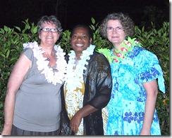 Robyn, Roz & Lori