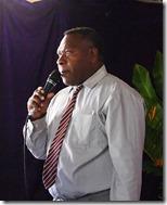 Pastor Joshua Malakai