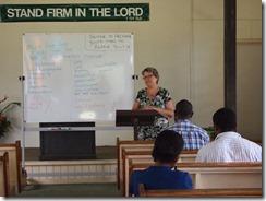 Purity seminar