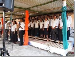 Shefa youth choir