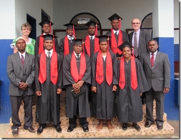 2015 JBI Grads