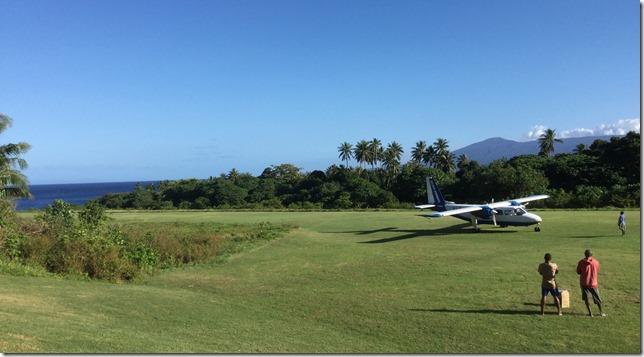 Tavie airport, Paama